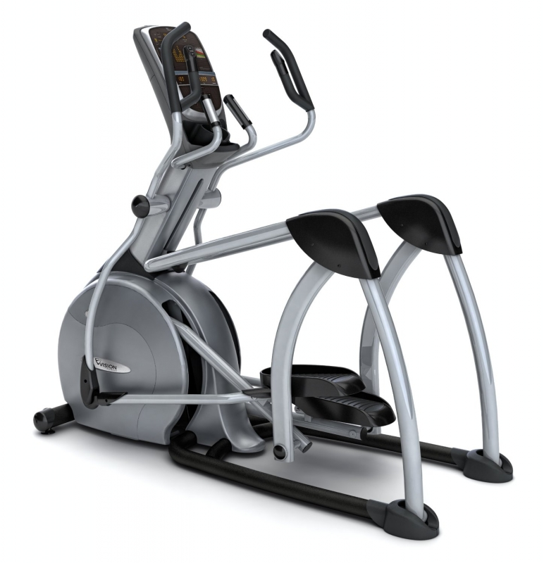 vision fitness eliptical machine