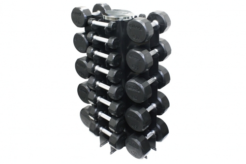 VTX 13 Pair Vertical Dumbbell Rack GVDR-13