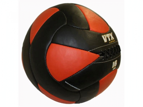 VTX Leather Wall Ball 16lb