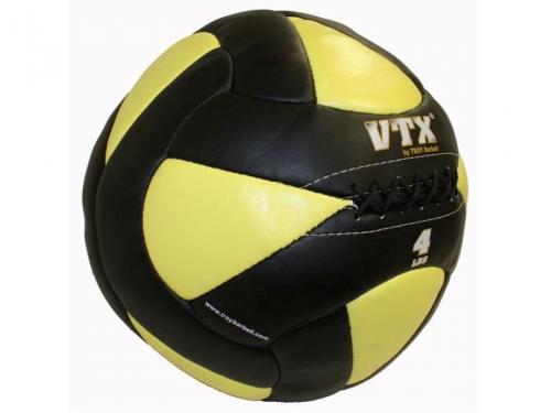 VTX 4lb Leather Wall Ball