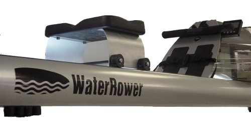 WaterRower M1 LoRise Rower with S4 Monitor