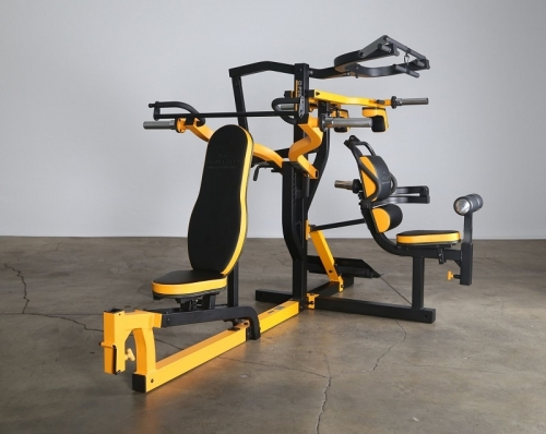 Powertec Workbench Multi System WB-MS16 YY (Full Matted Yellow Finish)