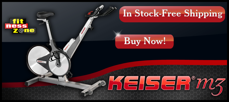 Keiser M3 Exercise Bike On Sale
