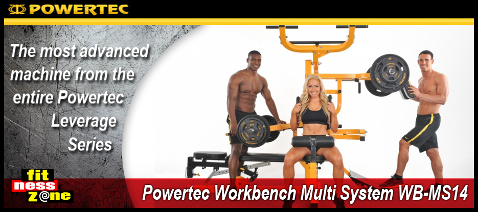 Powertec Workbench Multi System Home Gyms