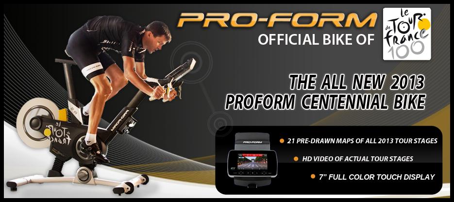 Proform Tour de France Centennial Bike